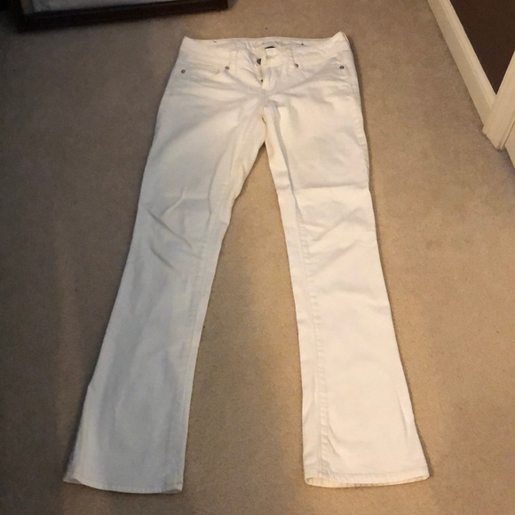 American Eagle Outfitters Denim - White Jeans
